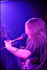Agalloch, July 2012, Underground Arts, Philadelphia, Photo By: Rebecca Haimovitz
