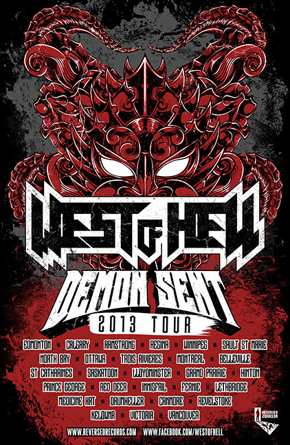 West of Hell Demon Sent