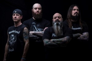 "CROWBAR ANNOUNCE NEW ALBUM ""Symmetry In Black"" Out 5/27/14"