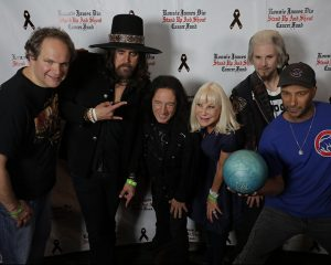 Eddie T, John 5, David Rock F, Wendy D, Tom M, &  Damon F