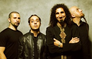 System of a Down Tour Dates